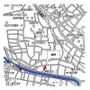 3LDK Apartment to Rent in Bunkyo-ku Map