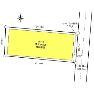 Whole Building {building type} in Kamitakada - Nakano-ku Floorplan
