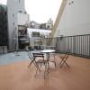 Shared Guesthouse to Rent in Taito-ku Balcony / Veranda