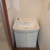 2DK Apartment to Rent in Ota-ku Washroom