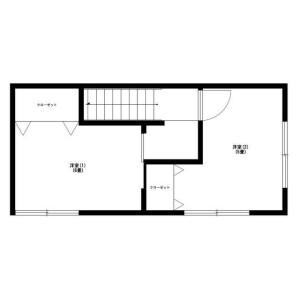 2LDK {building type} in Tagara - Nerima-ku Floorplan