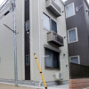 1K 아파트 to Rent in Shinjuku-ku Exterior