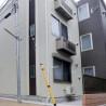 在新宿區內租賃1K 公寓 的房產 戶外