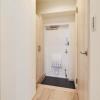 在新宿区购买1LDK 公寓大厦的 入口/玄关