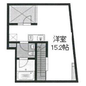 1R Mansion in Todoroki - Setagaya-ku Floorplan