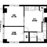 2DK 公寓大廈