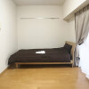 1K Apartment to Rent in Chiyoda-ku Bedroom