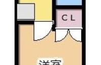 1K {building type} in Ohashi - Fukuoka-shi Minami-ku