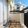 1LDK Apartment to Buy in Meguro-ku Balcony / Veranda