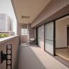 4LDK Apartment to Buy in Osaka-shi Fukushima-ku Balcony / Veranda