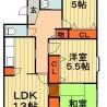 3LDK Apartment to Rent in Chiba-shi Midori-ku Floorplan