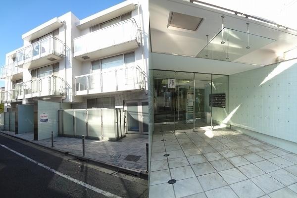 1LDK Apartment to Rent in Meguro-ku Exterior