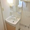 2LDK Apartment to Rent in Osaka-shi Sumiyoshi-ku Washroom