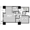 1LDK Apartment to Rent in Koto-ku Exterior