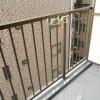 1R Apartment to Rent in Ota-ku Balcony / Veranda