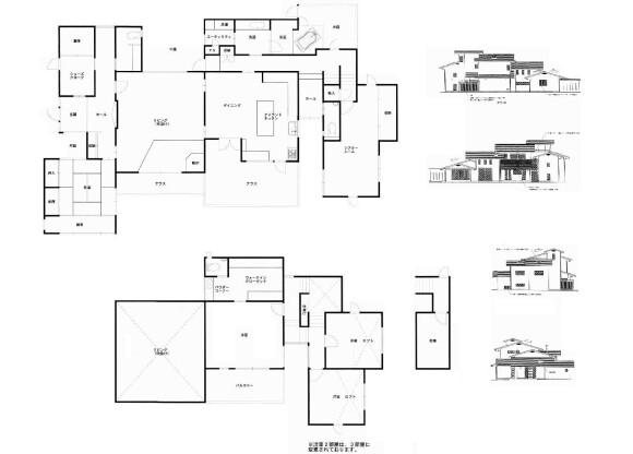 5SLDK House to Buy in Kyoto-shi Kita-ku Floorplan