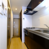 1K Apartment to Buy in Shibuya-ku Kitchen