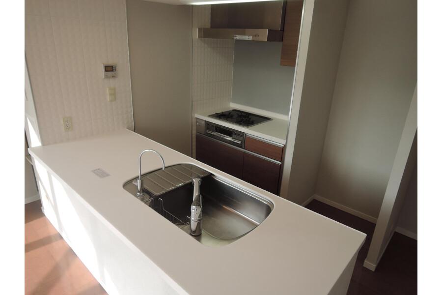 2LDK Apartment to Buy in Shinjuku-ku Kitchen