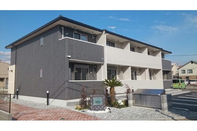 在小田原市內租賃1LDK 公寓 的房產 戶外