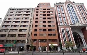 1R {building type} in Mita - Minato-ku