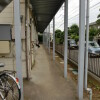 1K Apartment to Rent in Kashiwa-shi Building Entrance