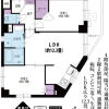 2LDK Apartment to Buy in Itabashi-ku Floorplan