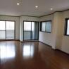 在大阪市西區購買4LDK 獨棟住宅的房產 起居室