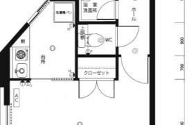 福岡市中央區那の津-1K{building type}