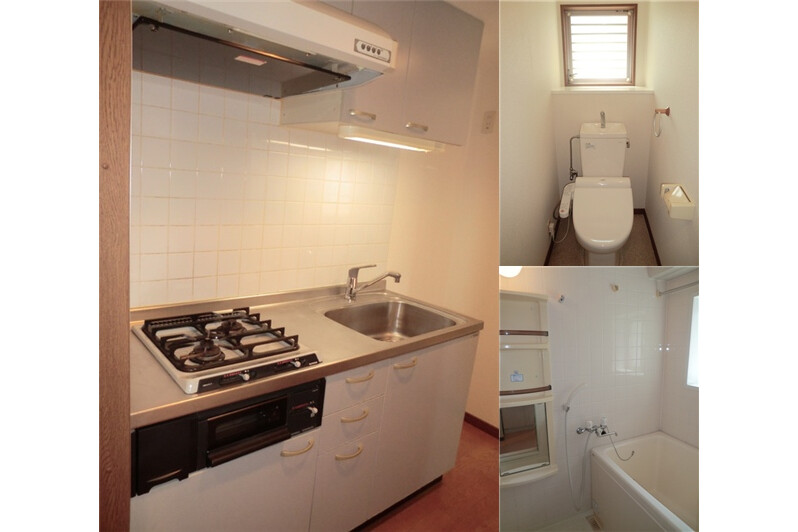 2K Apartment to Rent in Itabashi-ku Interior