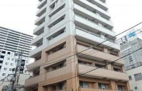 1K {building type} in Minato - Chuo-ku