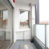 2DK Apartment to Rent in Shibuya-ku Balcony / Veranda