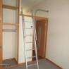 1K Apartment to Rent in Osaka-shi Hirano-ku Storage