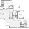 3LDK Apartment to Buy in Minato-ku Floorplan
