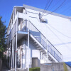 1K Apartment to Rent in Fuchu-shi Exterior