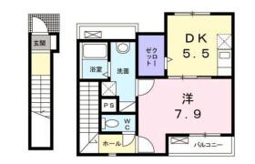 1LDK Apartment in Umegaoka - Setagaya-ku