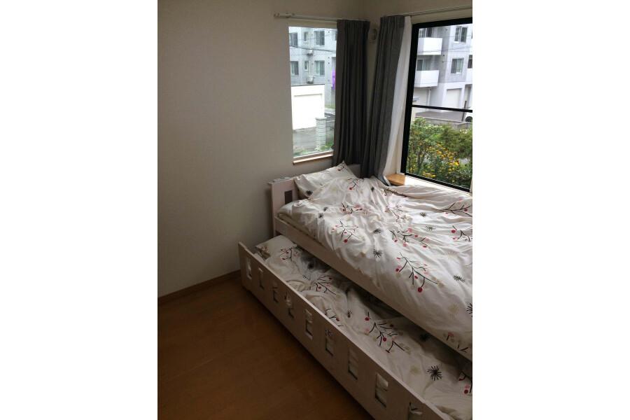 1DK Apartment to Rent in Sapporo-shi Shiroishi-ku Bedroom
