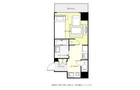 1R Mansion in Higashimatsudo - Matsudo-shi