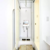 1LDK Serviced Apartment to Rent in Taito-ku Outside Space