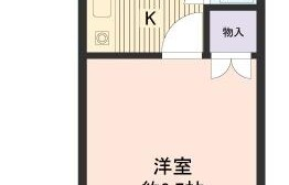 1K Apartment in Higashishimadacho - Okayama-shi Kita-ku