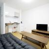 1LDK Apartment to Rent in Toshima-ku Living Room