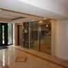 在港區內租賃1DK 公寓大廈 的房產 入口大廳