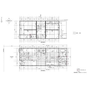 2LDK {building type} in Kitatoryocho - Kyoto-shi Higashiyama-ku Floorplan