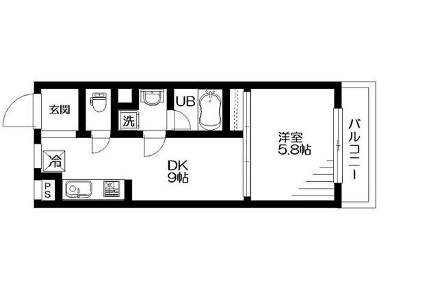 1DK Apartment to Rent in Toshima-ku Exterior
