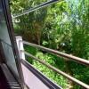 1K Apartment to Rent in Hachioji-shi Balcony / Veranda