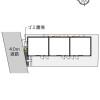 1K Apartment to Rent in Setagaya-ku Map