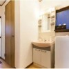 3LDK Apartment to Rent in Ota-ku Washroom