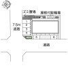 1K Apartment to Rent in Nagoya-shi Showa-ku Layout Drawing