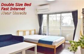 1K Apartment in Oyodominami - Osaka-shi Kita-ku