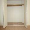 1LDK Apartment to Rent in Koto-ku Storage