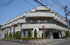 3LDK Apartment in Wakamiyacho - Shinjuku-ku